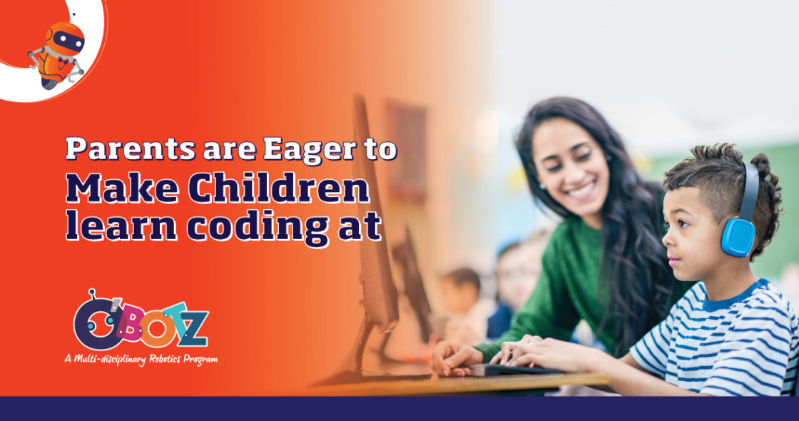 Know what makes coding for kids important in this blog. O'Botz after school programs specializes in coding and robotics for kids.