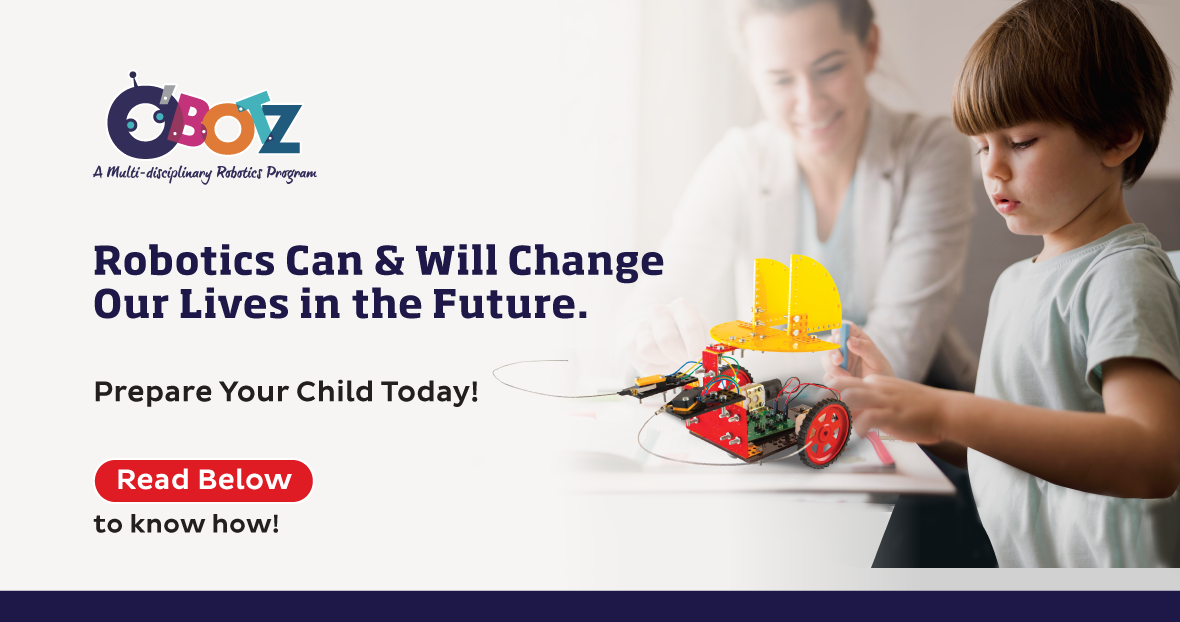 How to Help Kids Get Access to STEM Robotics Learning? | O'Botz