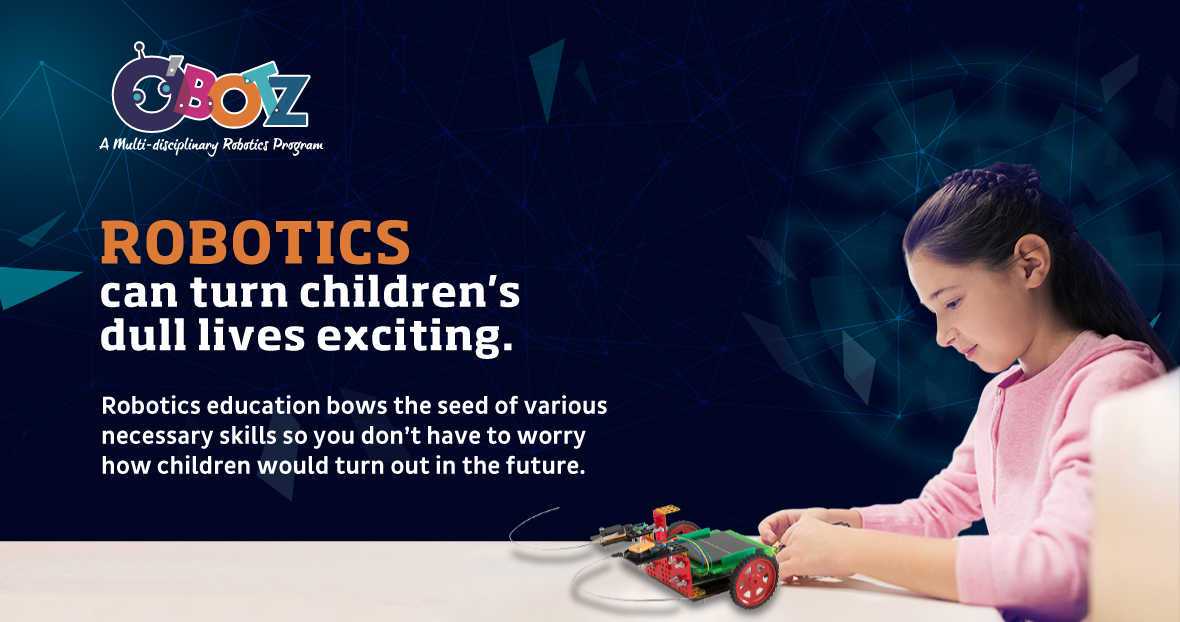 The prominence of Robotics Education for kids!