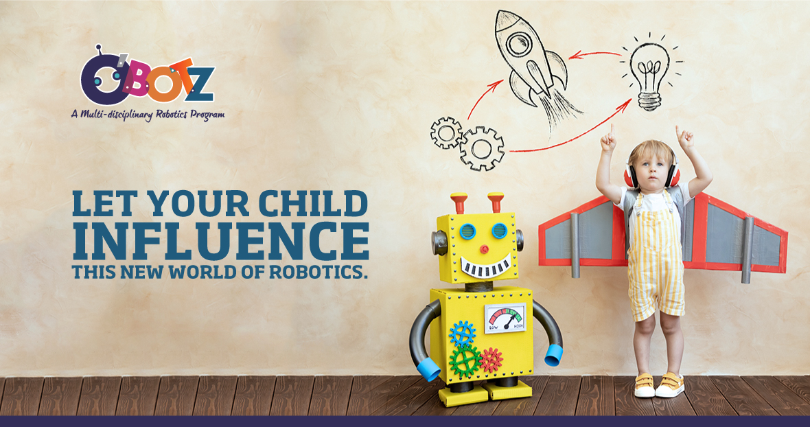 Understand The Futuristic Prospects Of Kids Robotics