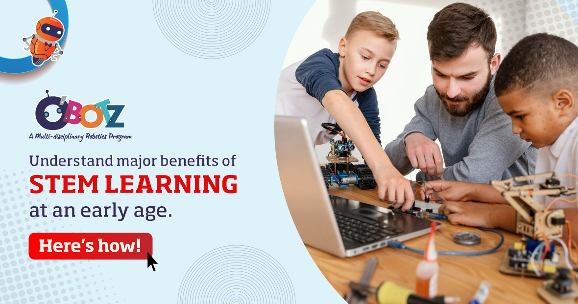 Explore STEM Learning and all the ways it can help your child